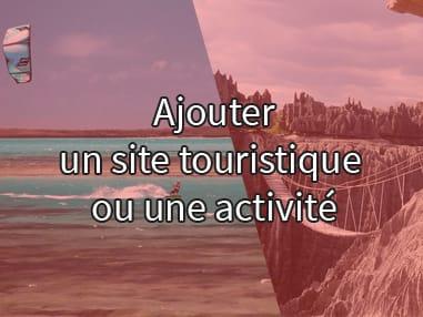 Votre site touristique ou activité à Madagascar