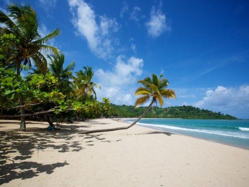 La plage d'Andilana