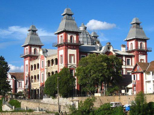 Le musée d'Andafiavaratra