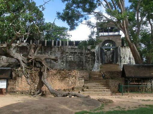 Colline royale d'Ambohimanga